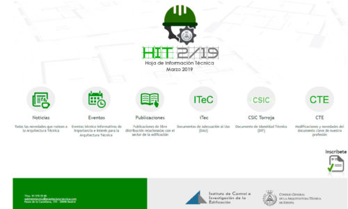 HIT – Hoja Informativa Técnica