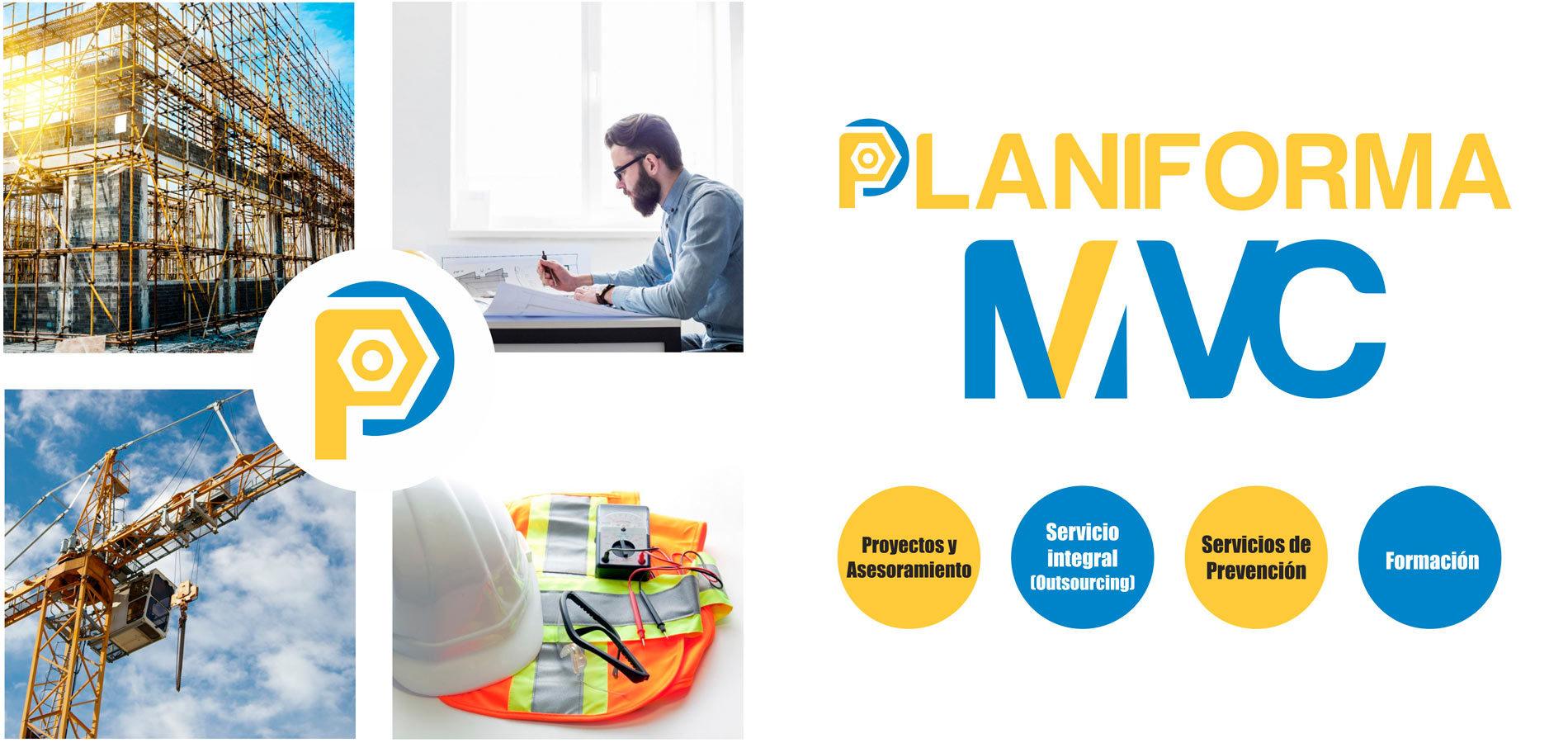 Firma de convenio de colaboración con Planiforma MVC
