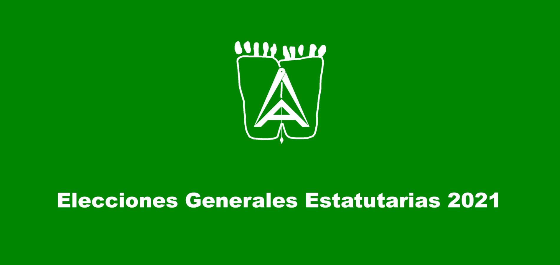 COAATIEF – Elecciones Generales Estatutarias 2021